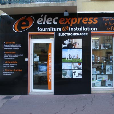 Magasin au 25, avenue Carnot, Draguignan
